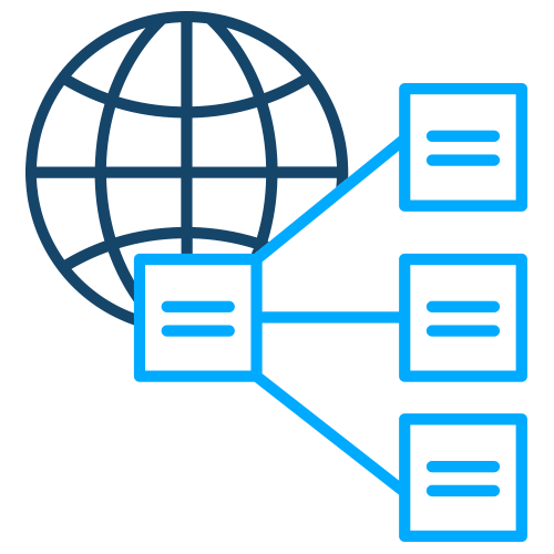 Export Classification Solutions Icon