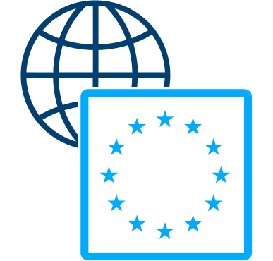 EU Controlled Goods Classification Icon